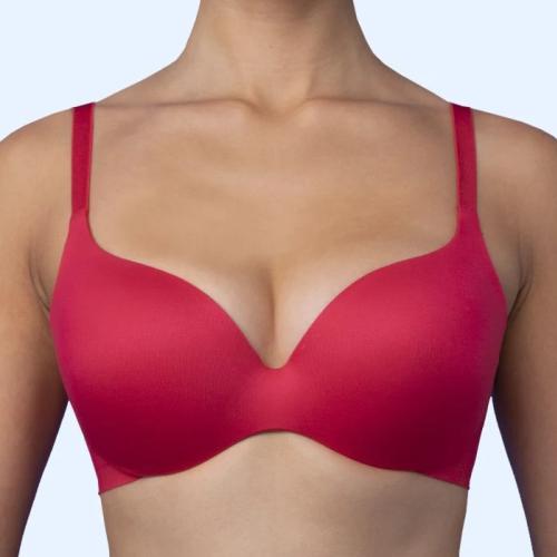 Royal Lounge Junky Fit scarlet red padded bra