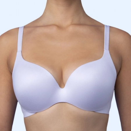 Royal Lounge Junky Fit orchid padded bra