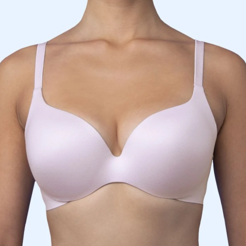 Royal Lounge Junky Fit peach pink padded bra